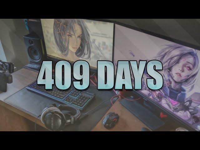 409 DAYS