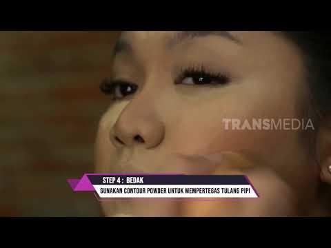 Aplikasi Make Up Untuk Wajah Bulat | FASHION AND BEAUTY (20/04/19) Part 2