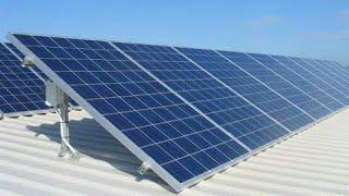 10kva Solar unit