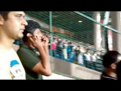 KKR victory lap @Bengaluru