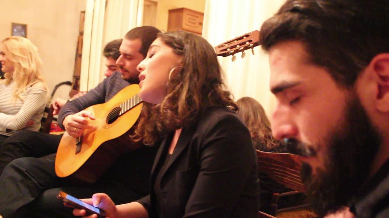 იღვიძებს ჩემი თბილისი  Igvidzebs chemi Tbilisi  simgera Tbilisze  Salome Tetiashvili