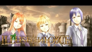 ILLUSION FORCE - GLORIOUS MARCH【DEMO + LYRIC VIDEO】.mp3