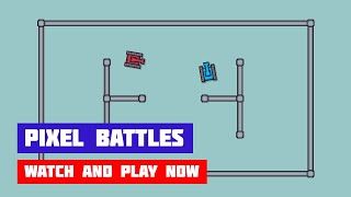 Pixel Battles · Game · Gameplay
