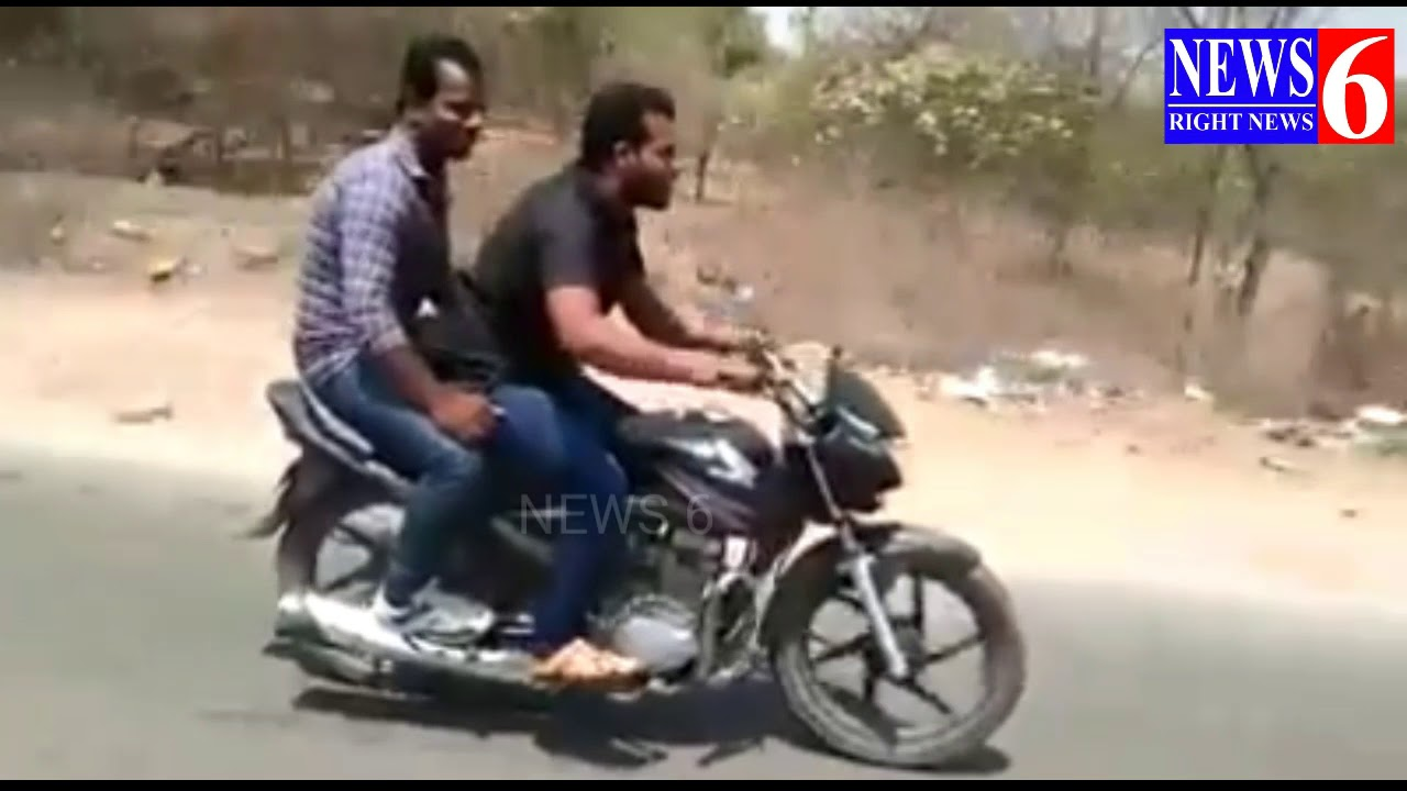 Hajipur psycho killer srinivas reddy Bike Riding Visuals ll