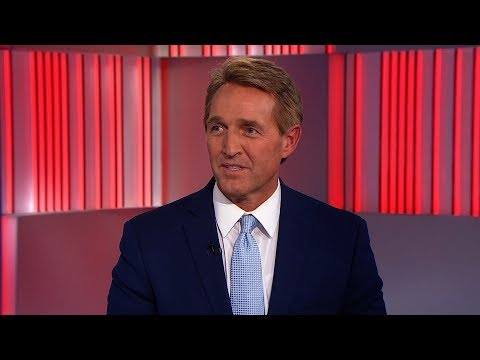 Sen. Jeff Flake on future of GOP and Trump (Full CNN interview with Jake Tapper)