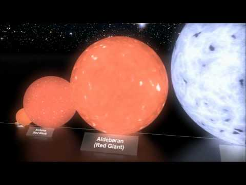 The Biggest Stars in the Universe HD