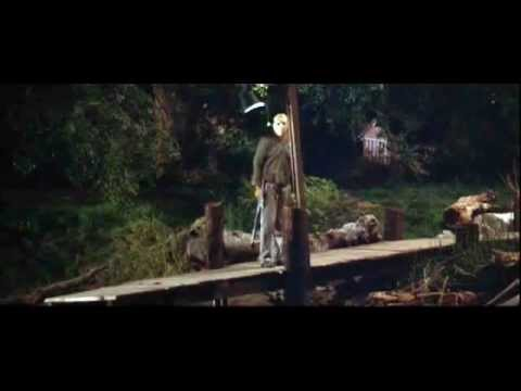 Chop 10: Friday the 13th Part III Vera's Spear Death
