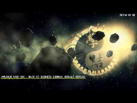 [4K] [P4r4 Music]  Mashur & BBK - Back to Business (Urban Assult Remix)