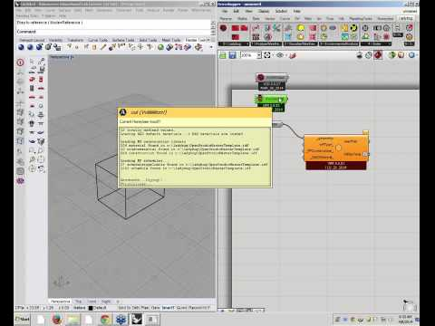 Honeybee Workshop Part 1/7: What is Honeybee, Introduction to daylighting simulation