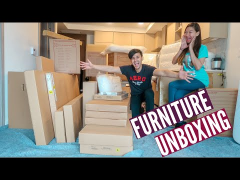 Spent 10 HOURS Building IKEA Furnitures // Nat And Max