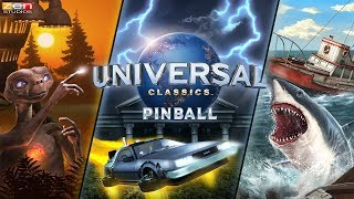 Pinball FX3: Universal Classics Pinball Table Gameplay Review