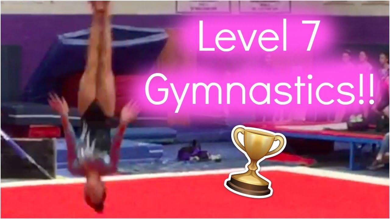 Level 7 Gymnastics Meets
