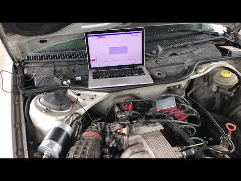 Улучшение искры Audi 100 C4 2.3 Aar. Болячка