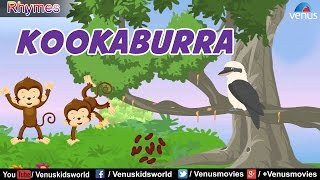 Kookaburra ~ Popular Rhyme