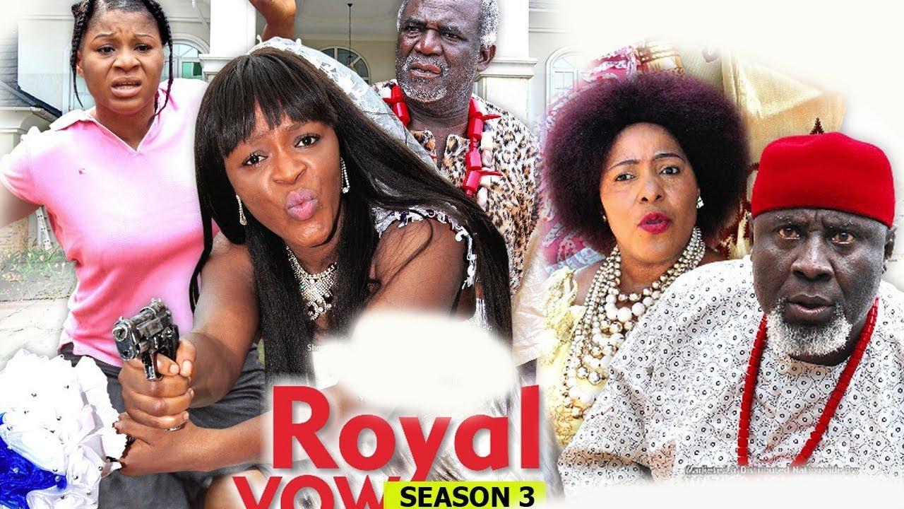 Download Royal Vow Season 3 - 2018 Latest Nigerian Nollywood Movie Full HD | YouTube Films