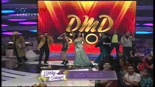 Cover images DJ PUTIK SEKAR LANGIT feat Dewi Persik @DMD Show MNCTV 17 2 HD