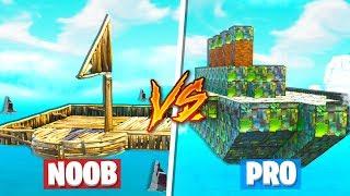 NOOB SCHIFF VS. PRO SCHIFF in Fortnite!