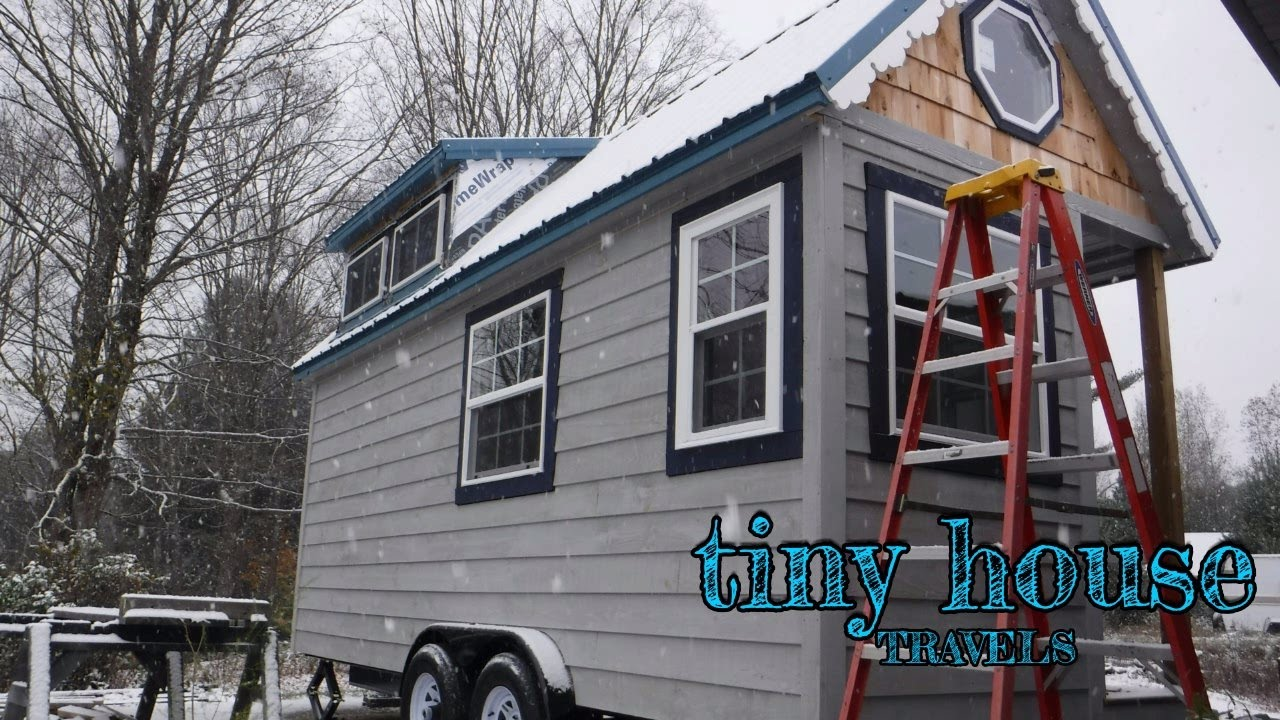 Rough Draft  Plumbing  Electrical RoughIn Tiny House