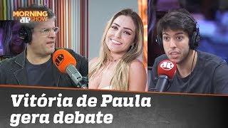 Vitória de Paula, do BBB 19, é resultado de batalha em torno do politicamente correto
