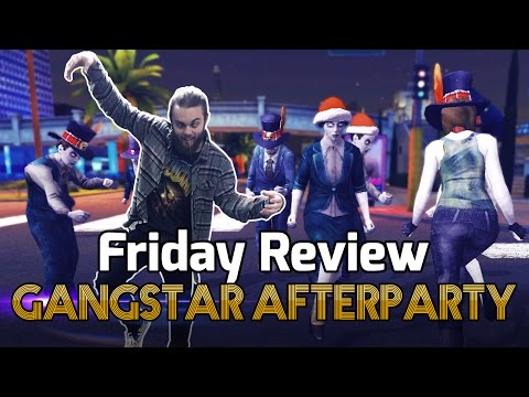 Zombie Afterparty - Gangstar Vegas: Friday Review