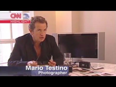 CNN - MARIO TESTINO REVEALED - DOCUMENTARY - 1997