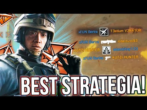 LA MIGLIORE STRATEGIA CON LESION!! - Rainbow Six Siege Classificate #8 ITA