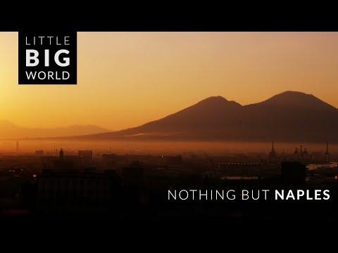 Nothing but Naples (4k -Timelapse - Tiltshift)