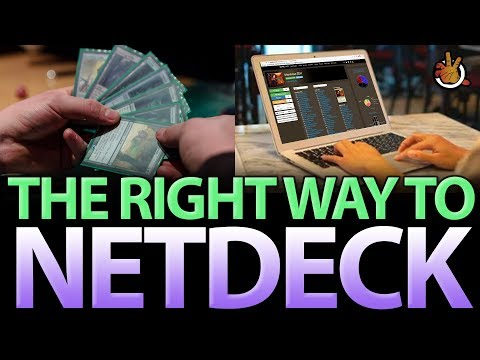The Right Way to NETDECK | The Command Zone #181 | Magic: the Gathering Commander/EDH Podcast