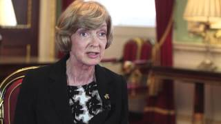 Leader of the Year nominee: Fiona Woolf CBE, Lord Mayor of London