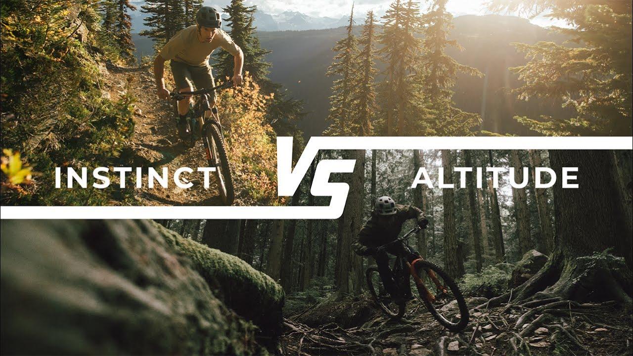 Instinct vs. Altitude
