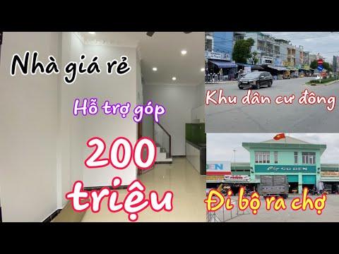 Cần Bán Gấp Nhà do dịch covid 19 . 500 Triệu  hỗ trợ góp 200 Triệu . bán nhà đẹp giá rẻ bình chánh