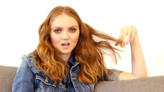 Frankly Speaking - Lily Cole answers Fast Five Questions (July 2014)