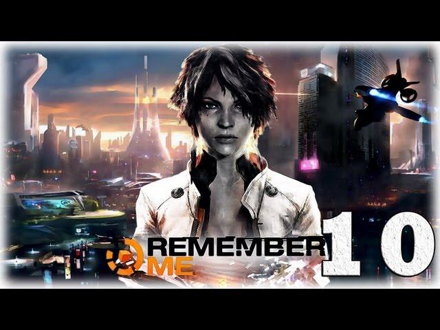 Смотреть прохождение игры Remember me. Серия 10 - Революция.