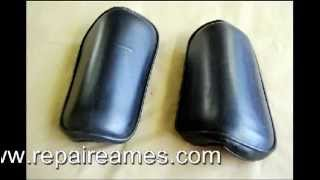 Herman Miller Eames Lounge Chair Reupholstery