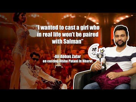 Ali Abbas Zafar on casting Disha Patani opposite Salman Khan in Bharat