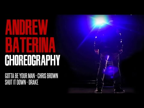 Andrew Baterina Choreography - Gotta Be Your Man by @CHRISBROWN