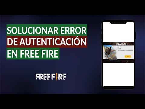 Cómo Solucionar el 'Error de Autenticación Desconectate Primero' en Free Fire