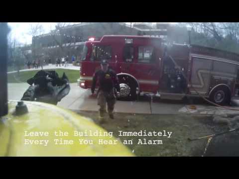 Rowan University Mimosa Hall Fire - April 7, 2017