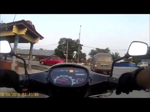 Commuting dari Rawang ke Cyberjaya