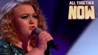 Former Adele tribute Rachel blasts out Dreamgirls classic | ...