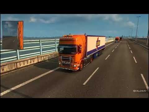 Euro Truck Sim 2 on TMP - European Truckers Utd [Calais -to- Rostock]