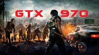 Dead Rising 3 GTX 970 OC | 1080p Max Settings | FRAME-RATE TEST