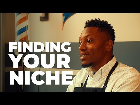 How Barbers Can Find Their Niche  Barber Spotlight E18: Mike Andrews