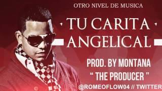 J Alvarez - Carita de Angel [Otro Nivel De Musica] [REGGAETON MOVEMENT]