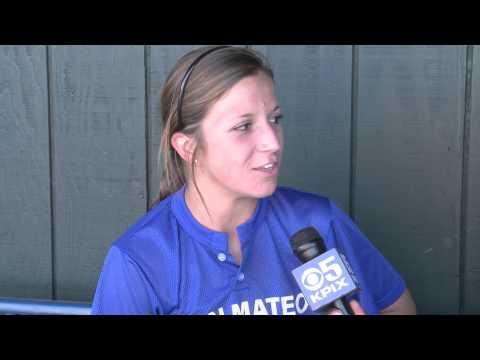 College of San Mateo Softball profile