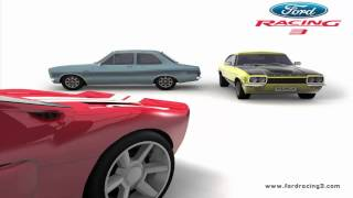 Ford Racing 3 Soundtrack - Track 3