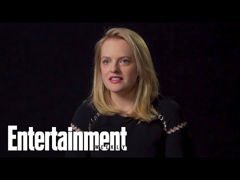 Elisabeth Moss Reveals Her Most Challenging  In 'The Handmaid's Tale'  Entertainment Weekly