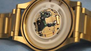 Inside the Nixon 51-30 Gold Tide watch
