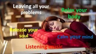 Meditation music : ดนตรีบำบัดความเครียด ความวิตกกังวล