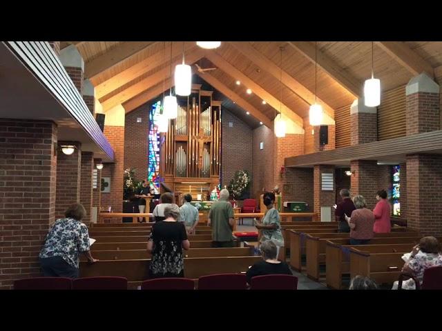5 Pentecost - Morning Prayer - 6/27/21